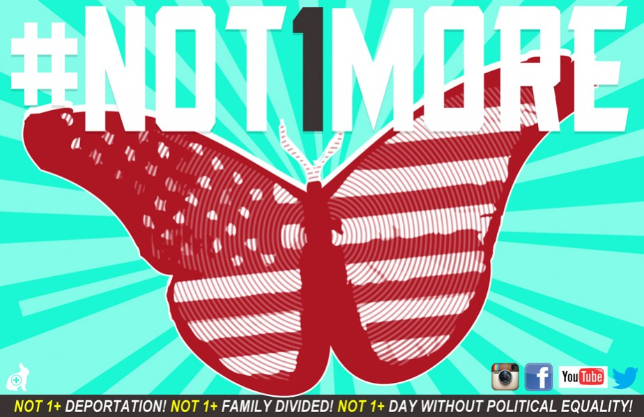 #Not1More Butterfly - Jason Zepeda