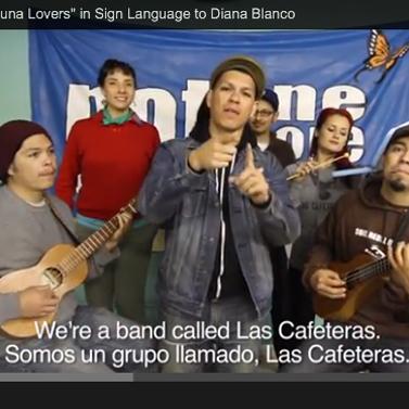 La Cafeteras - Luna Lovers