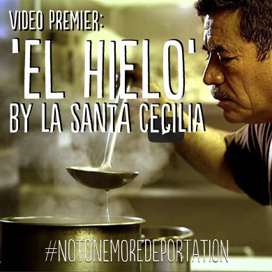 El Hielo by La Santa Cecilia