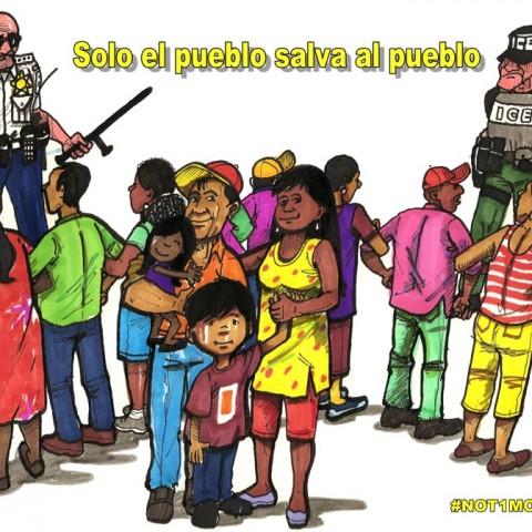 Solo el pueblo