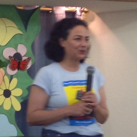 Presentation by Angel Santuario