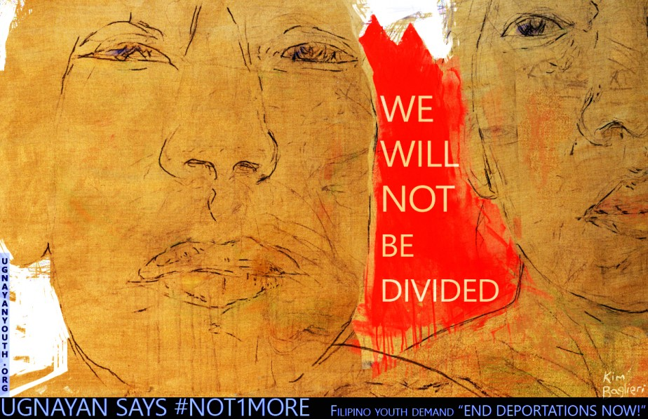 We Will Not Be Divided - Kim Baglieri