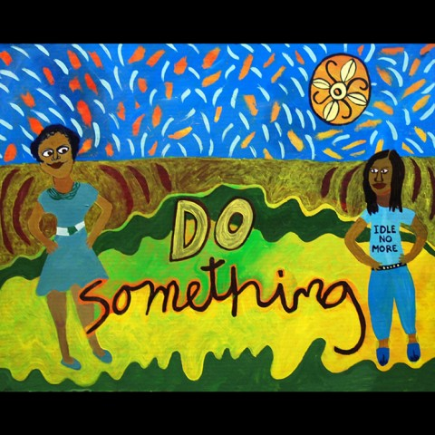 Do Something by Caryl Henry Alexander