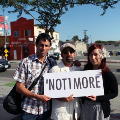 Eastside Rally for Trayvon Martin 2