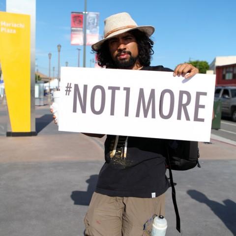 Eastside Rally for Trayvon Martin 3