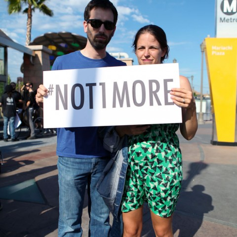 Eastside Rally for Trayvon Martin 4