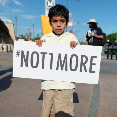 Eastside Rally for Trayvon Martin 5