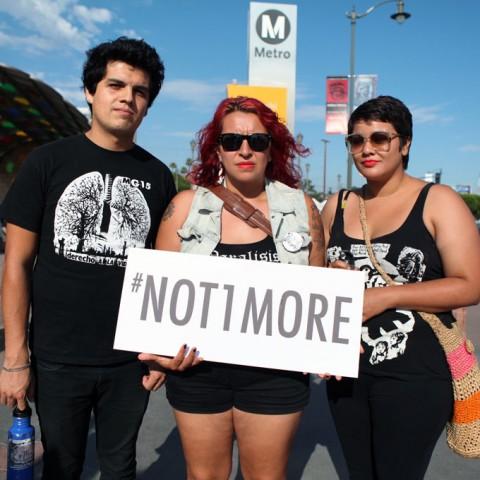 Eastside Rally for Trayvon Martin 7