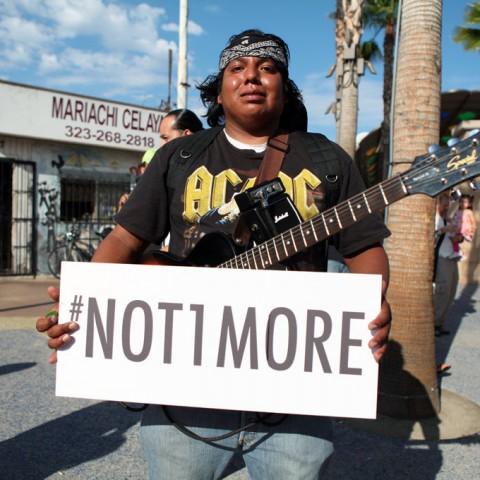 Eastside Rally for Trayvon Martin 14