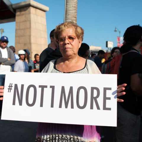 Eastside Rally for Trayvon Martin 17