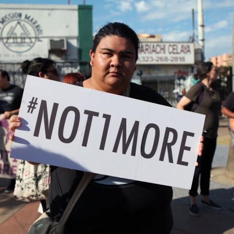 Eastside Rally for Trayvon Martin 18