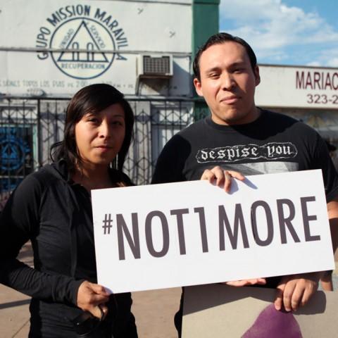 Eastside Rally for Trayvon Martin 19