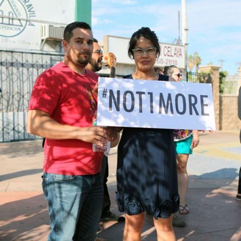 Eastside Rally for Trayvon Martin 21