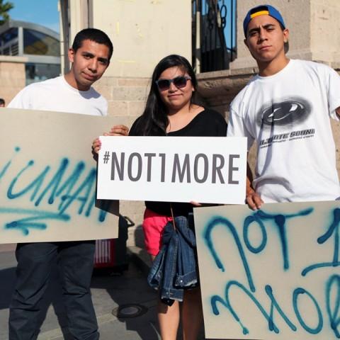 Eastside Rally for Trayvon Martin 22