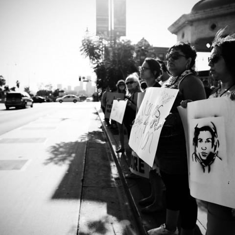 Eastside Rally for Trayvon Martin 26