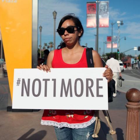 Eastside Rally for Trayvon Martin 28