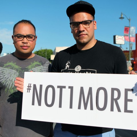 Eastside Rally for Trayvon Martin 30