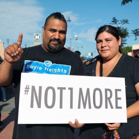 Eastside Rally for Trayvon Martin 31