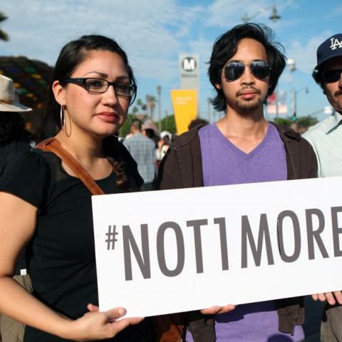 Eastside Rally for Trayvon Martin 32
