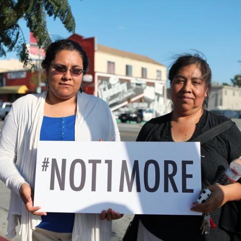 Eastside Rally for Trayvon Martin 34