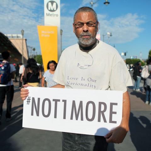 Eastside Rally for Trayvon Martin 36