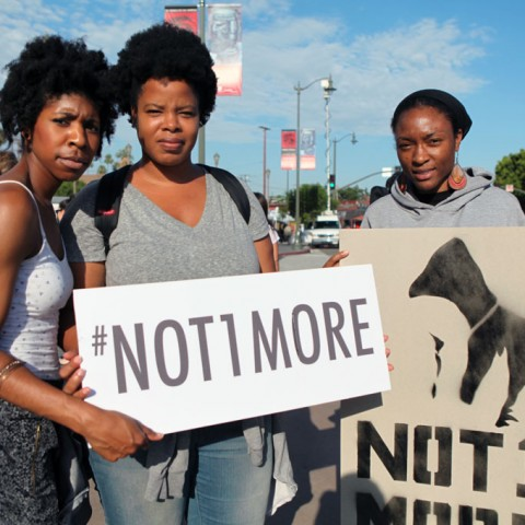 Eastside Rally for Trayvon Martin 37