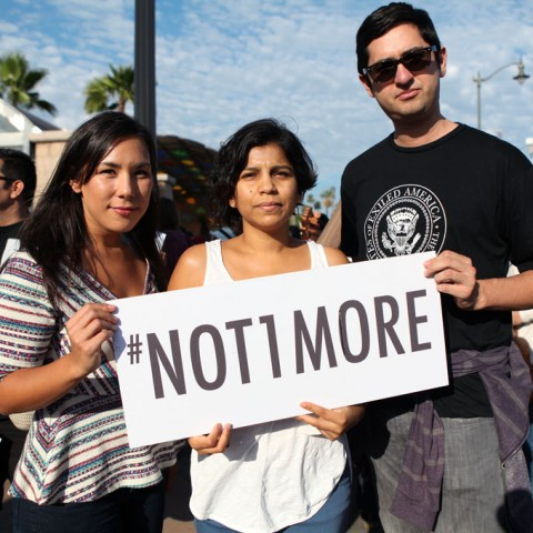 Eastside Rally for Trayvon Martin 42