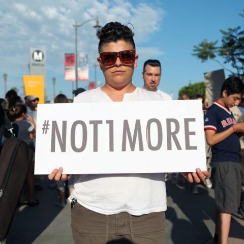 Eastside Rally for Trayvon Martin 44
