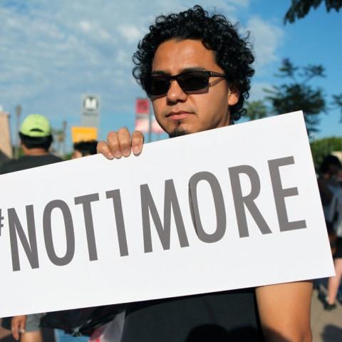 Eastside Rally for Trayvon Martin 45