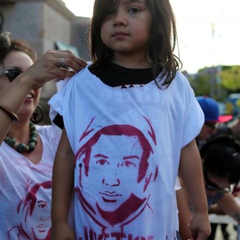 Eastside Rally for Trayvon Martin 48