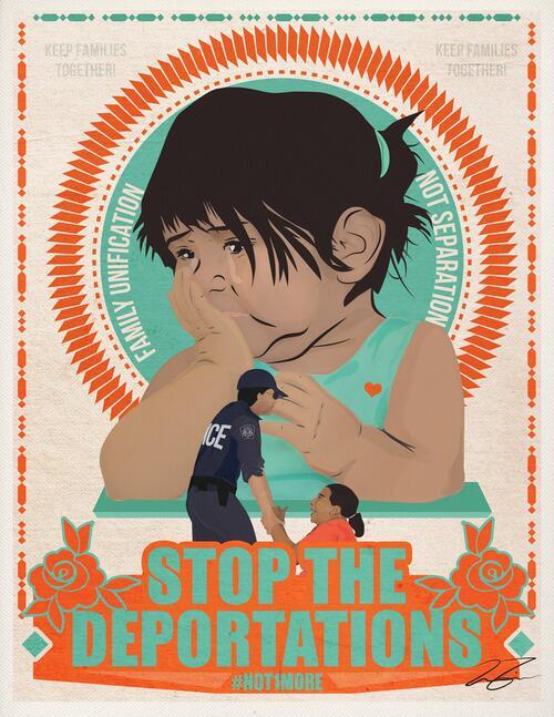 Stop Deportations Torrico
