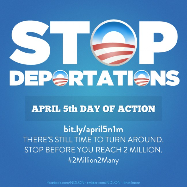 Stop Deportations Facebook Logo