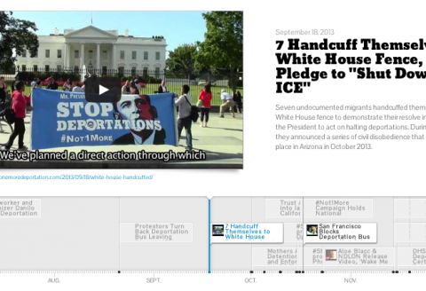 TIMELINE: The History of the #Not1More Campaign