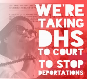 DHS Hit with Lawsuit