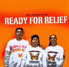 #Ready4Relief Applicants Are Not Waiting for the President