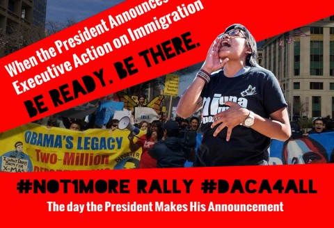 Rallies for Executive Action