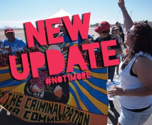 New Update from #Not1More