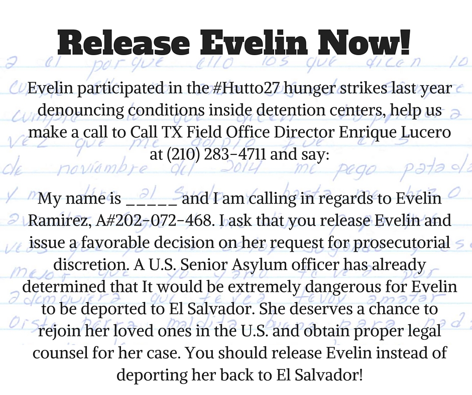 Release Evelin Now! (1)